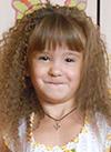 Арина Дмитриенко, расщелина нёба, сужение зубных рядов, нёбно-глоточная недостаточность, дефект речи, требуется ортодонтическое и логопедическое лечение, 316000 руб.