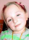 Арина Шнякова, несовершенный остеогенез, требуется курсовое лечение, 460000 руб.