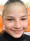 Настя Захарова, детский церебральный паралич, требуется ортопедический велосипед-тренажер, 484338 руб.