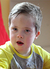 Антон Р., синдром Дауна, требуются средства для оплаты годового содержания в социальном доме, 516000 руб.