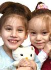 Кристина и Соня Голиковы, детский церебральный паралич, требуется лечение, 251400 руб.