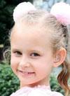 Настя Величко, 8 лет, двусторонняя тугоухость 4 степени, требуются слуховые аппараты. 219062 руб.