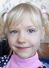Алиса Радаева, 6 лет, последствия черепно-мозговой травмы, дефект свода черепа, спасет операция, требуется имплант. 889700 руб.