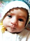 Катя Синицына, врожденный порок сердца, спасет эндоваскулярная операция, требуется специальный баллон, 85498 руб.