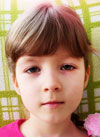 Соня Щегурова, 6 лет, двусторонняя тугоухость 3 степени, требуются слуховые аппараты. 219062 руб.