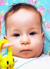 Алиса Павлюченко, врожденный порок сердца, спасет операция, 483700 руб.