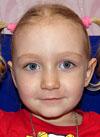 Инга Мостименко, врожденный порок сердца, спасет эндоваскулярная операция, требуется окклюдер, 336550 руб.