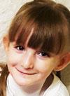 Диана Гасанова, 4 года, буллезный эпидермолиз, дистрофическая форма, требуется лечение. 701525 руб.