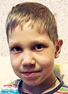 Ярослав Никифоров, 6 лет, врожденный порок сердца – аномалия Эбштейна, спасет операция. 855305 руб.