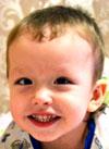 Савелий Васильев, 3 года, детский церебральный паралич, требуется лечение. 199430 руб.