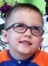 Андрей Матвеев, 4 года, аниридия (отсутствие радужной оболочки глаз), требуется видеоувеличитель с функцией читающей машины. 221011 руб.