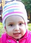 Вероника Акимова, врожденная деформация стоп, спасет операция, 96004 руб.