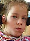 Тоня П., детский церебральный паралич, умственная отсталость, требуются средства для оплаты годового содержания в социальном доме, 516000 руб.