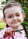Лиза Кунигель, 15 лет, буллезный эпидермолиз, требуются лекарства и перевязочные средства. 575257 руб.