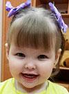 Маша Столбова, полтора года, врожденный порок сердца, спасет эндоваскулярная операция, требуются расходные материалы. 87626 руб.