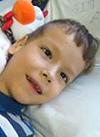Савелий Бобылев, 8 лет, детский церебральный паралич, тетрапарез (нарушение двигательных функций рук и ног), требуется инвалидная коляска. 395591 руб.