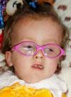 Ангелина Лапшакова, 5 лет, симптоматическая эпилепсия, требуется лечение. 199430 руб.