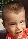 Марсель Петренко, 3 года, детский церебральный паралич, требуется лечение. 199430 руб.