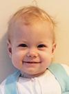 Ева Лукьянова, полтора года, синдром короткой кишки,требуетсяпарентеральное (внутривенное) питание. 999738 руб.