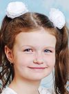 Дана Гартусова, 8 лет, двусторонняя тугоухость 4-й степени, требуются слуховые аппараты. 150453 руб.