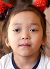Кира Ким, 4 года, врожденный порок сердца, вторичный дефект межпредсердной перегородки, спасет эндоваскулярная операция, требуется окклюдер. 278611 руб.