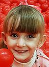 Диана Гасанова, 4 года, буллезный эпидермолиз, дистрофическая форма, требуется лечение. 263018 руб.