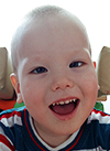 Денис Коробцов, детский церебральный паралич, спастический тетрапарез, требуется опора для стояния, 96783 руб.