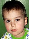 Алмаз Кашапов, врожденный порок сердца, спасет эндоваскулярная операция, требуется окклюдер, 163042 руб.