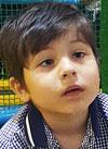 Нур-Ахмед Сулейманов, 6 лет, детский церебральный паралич, требуется велотренажер. 104160 руб.