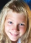 Вика Черепанова, 10 лет, двусторонняя тугоухость 4-й степени, требуются слуховые аппараты. 245644 руб.