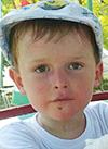 Максим Кутьин, 6 лет, буллезный эпидермолиз, дистрофическая форма, требуется аппарат для светотерапии, перевязочные материалы и лечебные средства для ухода за кожей на три месяца. 411245 руб.