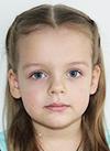 Лиза Суслова, 6 лет, редкая злокачественная опухоль головного мозга – астробластома, спасет протонная терапия. 1953000 руб.