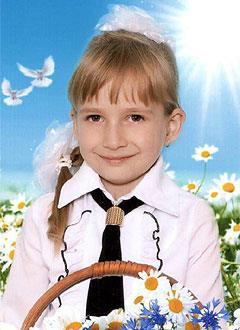 Вероника Тотх, 10 лет, муковисцидоз, легочно-кишечная форма, требуется кислородный концентратор. 57380 руб.