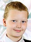 Злата Слугина, 11 лет, двусторонняя тугоухость 4-й степени, требуются слуховые аппараты. 199524 руб.