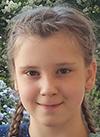 Полина Соснова, 10 лет, тяжелый врожденный порок сердца, требуется клапансодержащий протез. 190988 руб.
