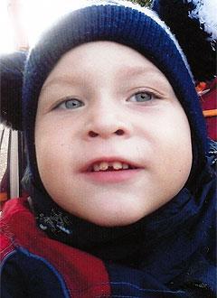 Андрей Жаров, 7 лет, детский церебральный паралич, эпилепсия, требуется лечение. 199430 руб.