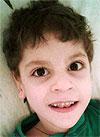 Артем Бжахов, детский церебральный паралич, эпилепсия, требуется инвалидная коляска, 285321 руб.