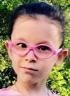София Бруз, 7 лет, миопия, астигматизм, сходящееся косоглазие, требуется хирургическое лечение. 134887 руб.