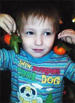 Рома Исаев, 3 года, врожденный порок сердца, состояние после операции Фонтена, спасет эндоваскулярная операция. 339063 руб.
