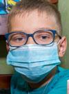 Ваня Ремизов, 9 лет, первичный иммунодефицит – синдром Брутона, спасет лекарство. 445176 руб.