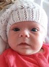 Соня Абрамова, 5 месяцев, врожденный порок сердца, спасет эндоваскулярная операция, требуется стент. 119350 руб.
