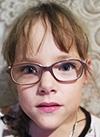 Арина Шолохова, 6 лет, детский церебральный паралич, требуется лечение. 199230 руб.