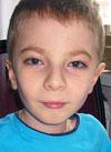 Егор Вахрушев, 9 лет, несовершенный остеогенез, требуется курсовое лечение. 189620 руб.