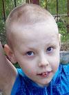 Дима Чуприянов, задержка психоречевого развития, требуется курсовое лечение, 180000 руб.