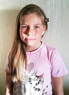 Илона Рандо, 8 лет, врожденный гиперинсулинизм, требуется лекарство. 129549 руб.