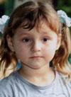 Василиса Головко, 4 года, двусторонняя тугоухость 3-й степени, требуются слуховые аппараты. 197362 руб.