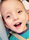 Ваня Грива, 5 лет, детский церебральный паралич, грубая задержка моторного и психоречевого развития, требуется инвалидная коляска. 346658 руб.