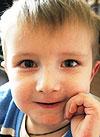 Тёма Брысиков, 4 года, врожденный порок сердца, спасет имплантация электрокардиостимулятора. 94221 руб.