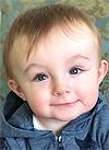Марк Боковели, 10 месяцев, врожденная деформация черепа, требуется лечение специальными шлемами. 180000 руб.