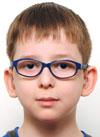Ярик Рыбалкин, 9 лет, двусторонняя тугоухость 3-й степени, требуются слуховые аппараты. 112895 руб.